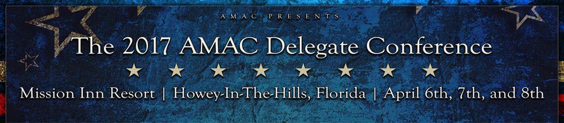 2017 AMAC Delegate Conference