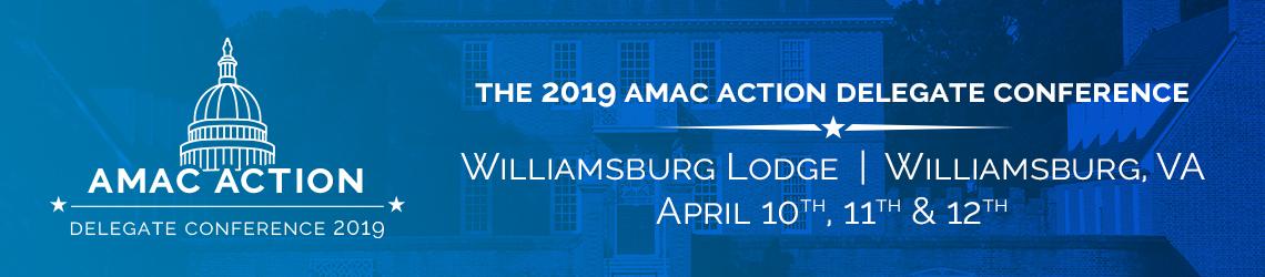 2019 AMAC Delegate Conference